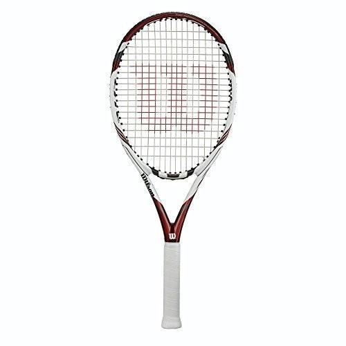テニスラケットWilson Five Lite BLX Tennis Racquet, 4 1/2-Inch