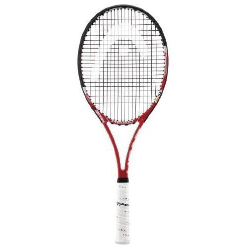 テニスラケットHead Youtek Prestige Mid Plus Tennis Racquet (4 3/8) [Unstrung]