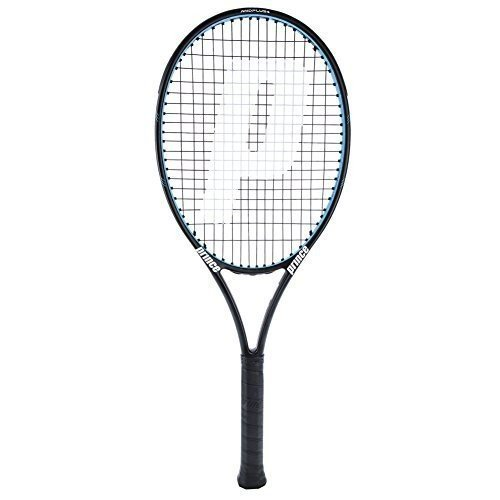 テニスラケットPrince Textreme Warrior 107 Limited Edition Tennis Racquet (4-1/8)