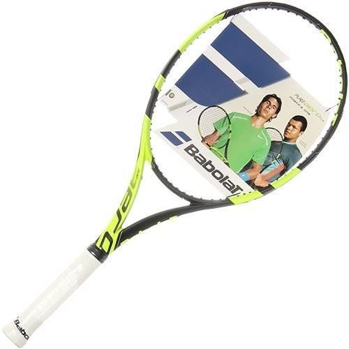 バボラ (Babolat) 硬式 テニスラケット ピュアアエロ チーム/Pure Aero Team グリップ3 101255 ブラック×