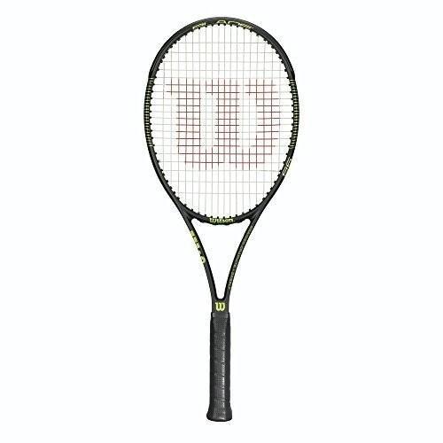テニスラケットWilson 18x20 Blade 98 Tennis Racquet, 4 3/8-Inch