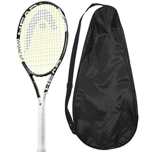 テニスラケットHead 2015 Graphene XT Speed S STRUNG with COVER Tennis Racquet (4-1/2)