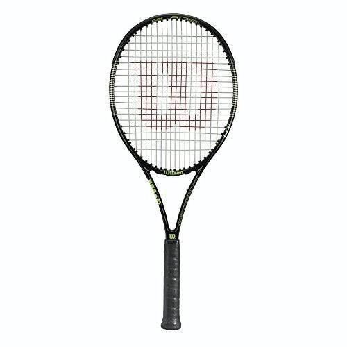 テニスラケットWilson Blade 104 Tennis Racquet, 4 3/8-Inch