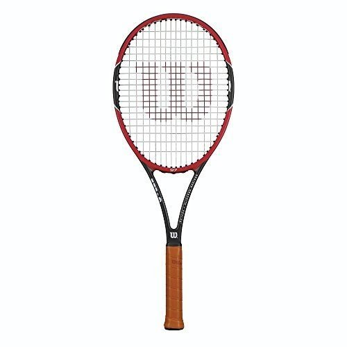 入園入学祝い テニスラケットWilson Pro Staff 97 Tennis Racquet, 4 1/4-Inch, CHIEN-CHIEN シアンシアン fa130288