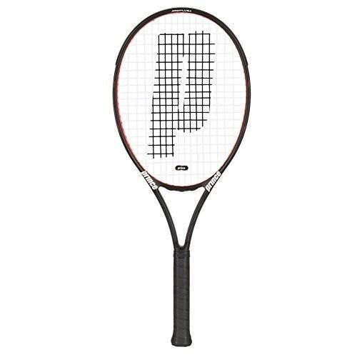 テニスラケットPrince Textreme Warrior 107T Tennis Racquet (4-1/4)