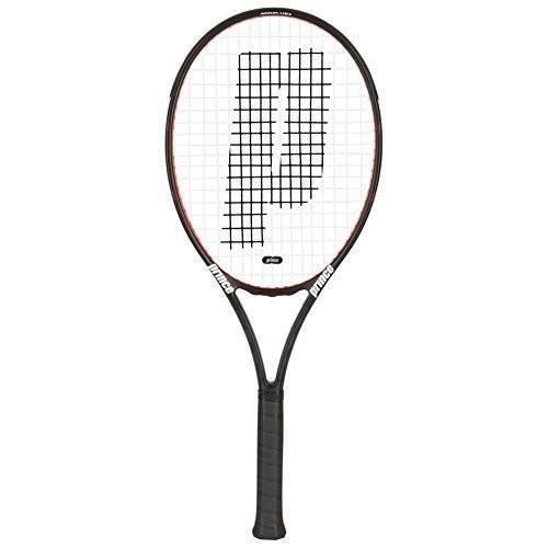 テニスラケットPrince Textreme Warrior 107 Tennis Racquet (4-0/8)