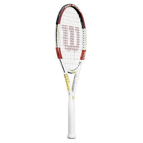 テニスラケットWilson Pro Staff 100L Light Tennis Racquet, 4.25