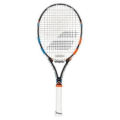 テニスラケットBabolat 2015 Pure Drive Lite Play Tennis Racquet (4-1/8)