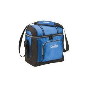 コールマン 16缶 ソフトークーラーバッグ ブルー
