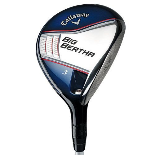 キャロウェイ ゴルフ ビッグバーサ フェアウェイウッド #3 スティフ【Callaway Golf】Big Bertha Fairw