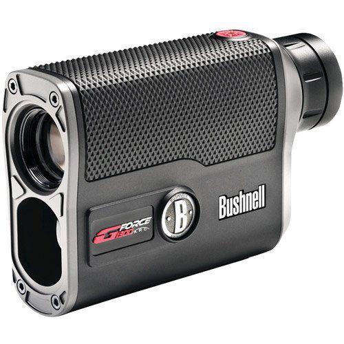 Bushnell 201965 G-Force 1300 ARC Laser Rangefinder, 黒