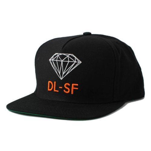 (ダイヤモンドサプライ) Diamond Supply Co. DL-SF SNAPBACK 帽子 キャップ ヘッドギア スナップバックキ