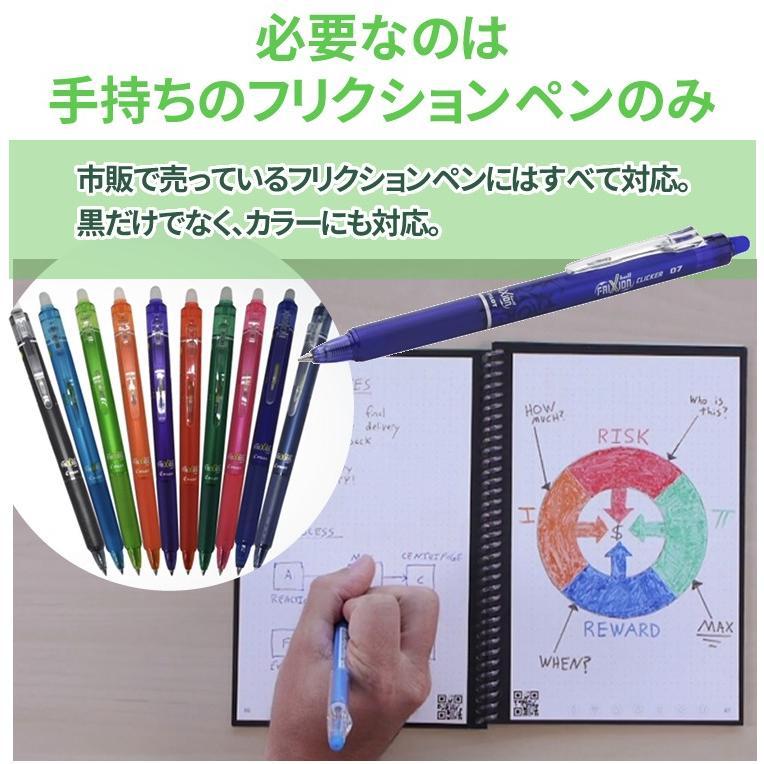 ロケットブック Rocketbook エバーラスト 電子ノート 正規品|worldtrendshopnshop|12