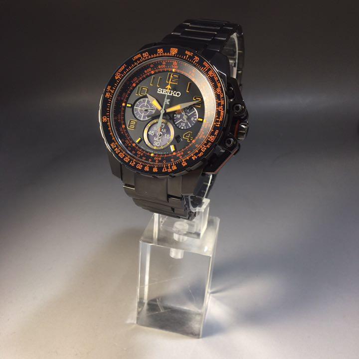 ★海外限定モデル★セイコー/SEIKO/プロスペックス/ソーラー/SS/43mm/クロノグラフ/男性用プレゼント/SSC277/メンズ腕時計WW1133 worldwatches 02
