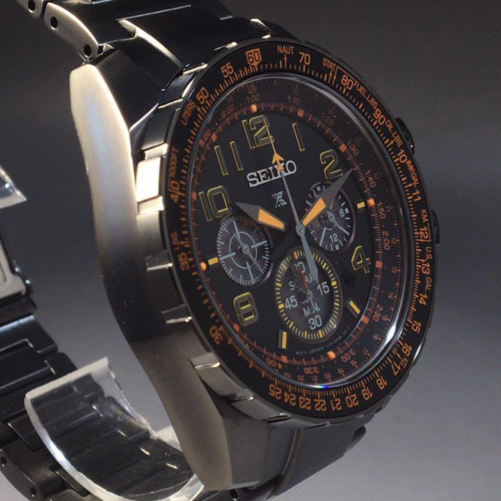 ★海外限定モデル★セイコー/SEIKO/プロスペックス/ソーラー/SS/43mm/クロノグラフ/男性用プレゼント/SSC277/メンズ腕時計WW1133 worldwatches 04