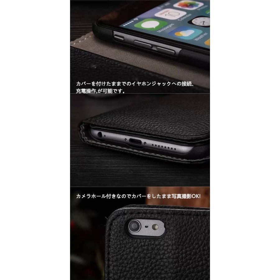 iPhone6s ケース iPhone6 ケース 手帳型 レザー アイフォン6s アイホン6s ケース スマホケース 携帯ケース スマホカバー iphone ケース おしゃれ L-52-1|woyoj|04