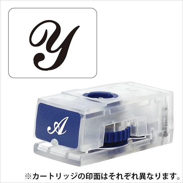 ストアー エンボッサー ミドリ 日本正規代理店品 midori 49025006 エンボッサーカートリッジ025 Y