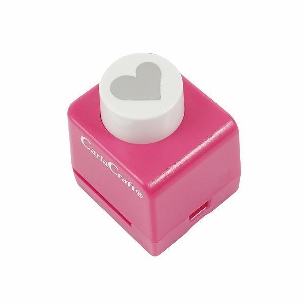 爆買いセール カーラクラフト 送料無料/新品 クラフトパンチ CN12094 ハート 絵柄 ミニクラフトパンチ