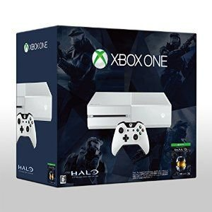 新品 XboxOne本体 スペシャル エディション (Halo: The Master Chief Collection 同梱版) (5C6-00010)