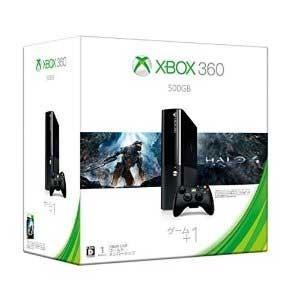 新品】Xbox360本体 Xbox 360 500GB バリューパック (Halo 4 同梱版) (3M4-00018)