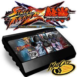 【新品】PS3周辺機器STREET FIGHTER X 鉄拳 アーケード ファイトスティック プロ ラインデザイン for PlayStation3