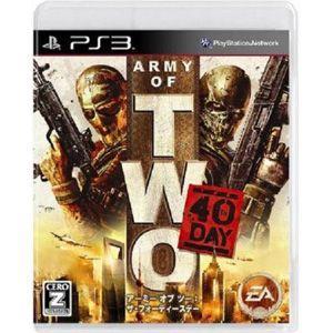 【新品】PS3ソフトアーミー オブ ツー:The 40th Day (CERO区分_Z) (セ|wsm-store