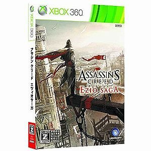 【新品】Xbox360ソフト アサシン クリード エツィオサーガ 完全限定版 (超豪華特典 同梱) (CERO区分_Z) (スク