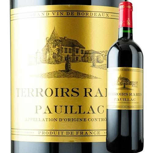 赤ワイン テロワール ラール 2017年 フランス 開店記念セール 750mlwine 家飲み ポイヤック ボルドー 品質保証 フルボディ