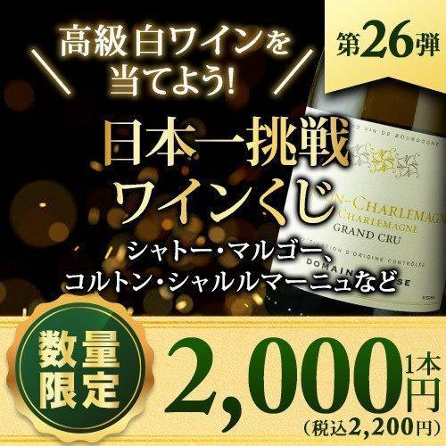 スーパーSALE セール期間限定 最短8 18発送 SEAL限定商品 数量 期間限定 トレジャーハントワインくじ 第25弾 ピュリニー 白ワイン wine モンラッシェなど高級白ワインが当たる
