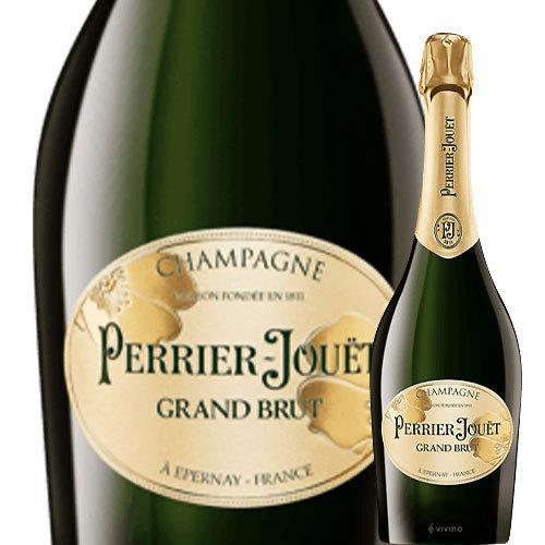 ワイン シャンパン ペリエ ジュエ グラン ブリュット NV フランス シャンパーニュ 750ml 辛口 白 家飲み 定番から日本未入荷 格安