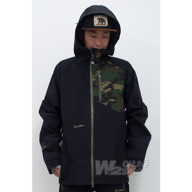 【予約商品】16-17 REW | REALITY JK 15 | Color : 黒 x CAMO