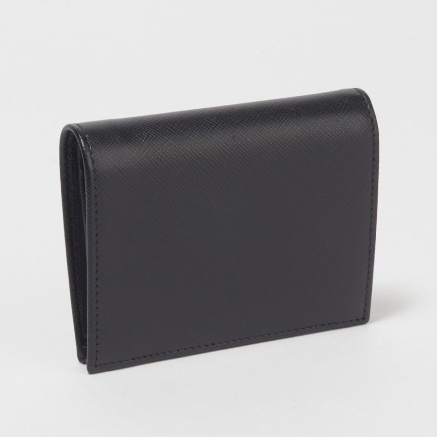 6d65c80f6c08 プラダ PRADA 財布 折財布 【サフィアーノトライアングル:SAFFIANO ...