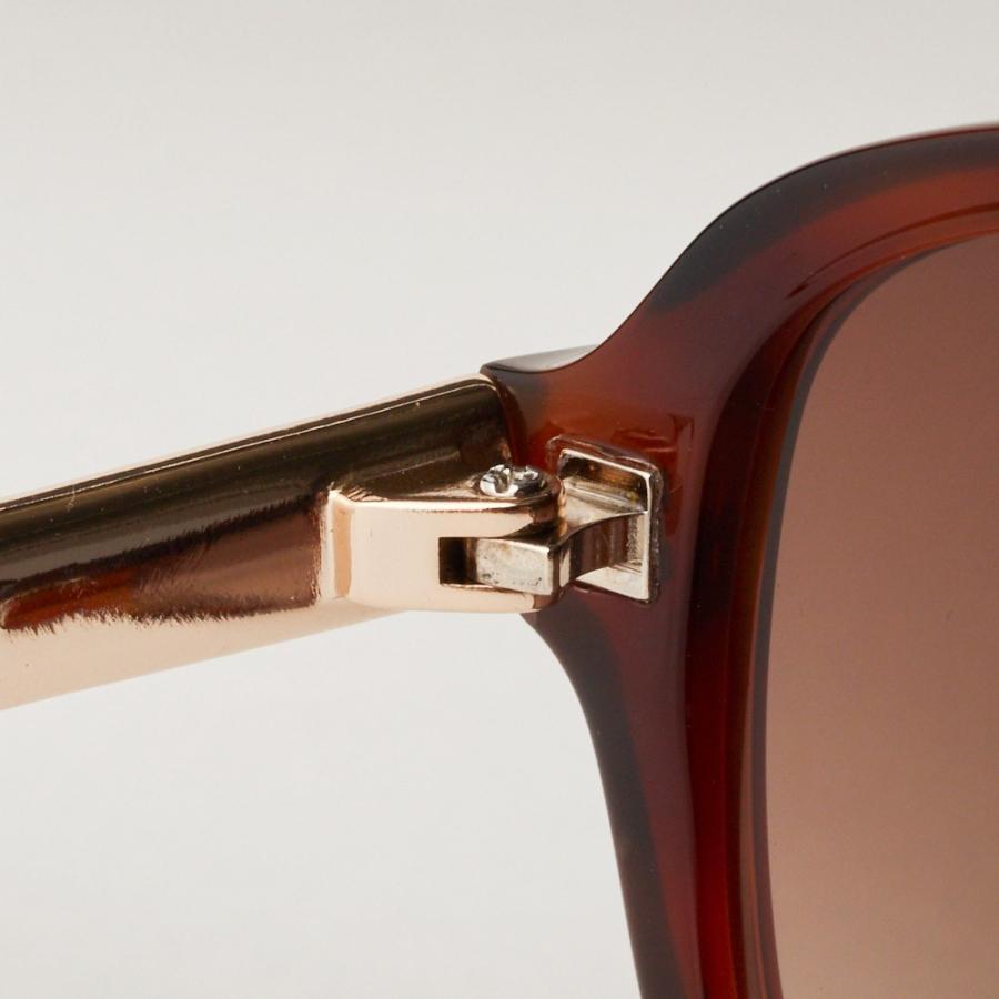 フルラ FURLA サングラス レディース メンズ SFU 285J ブラウン系42285359