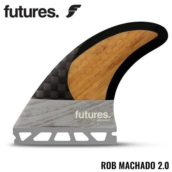 2019最新のスタイル FUTURES サーフィン フューチャーフィン サーフボード ROB MACHADO 2.0 ロブ マチャド カーボン バンブー サーフボード 基本送料無料, シュクラン 236ef14f