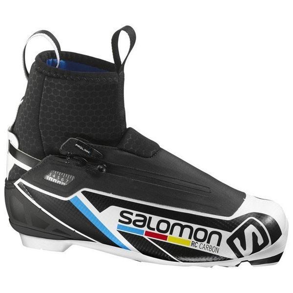 SALOMON サロモン クロスカントリースキー ブーツ プロリンク RC カーボン 390838 17-18モデル