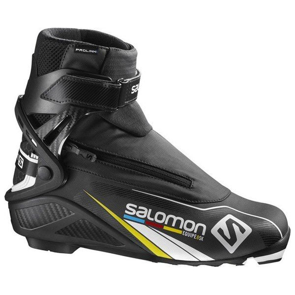 SALOMON サロモン クロスカントリースキー ブーツ プロリンク エキップ8 スケート 391321 17-18モデル