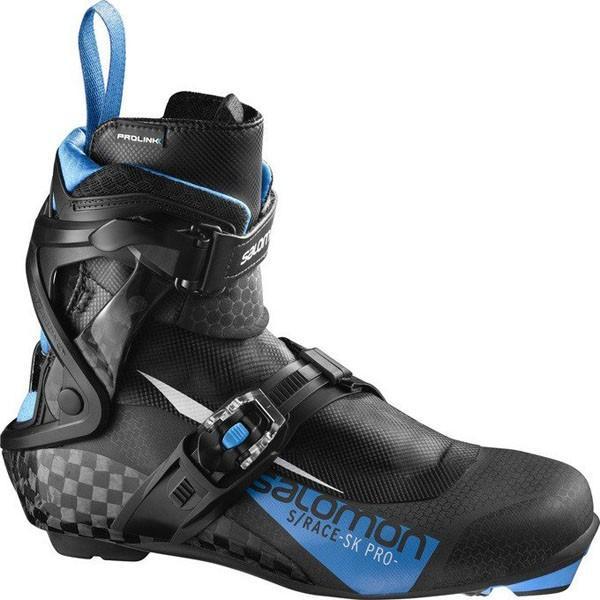 サロモン SALOMON クロスカントリースキー ブーツ プロリンク S/レーススケートプロ 399221 2018-2019モデル