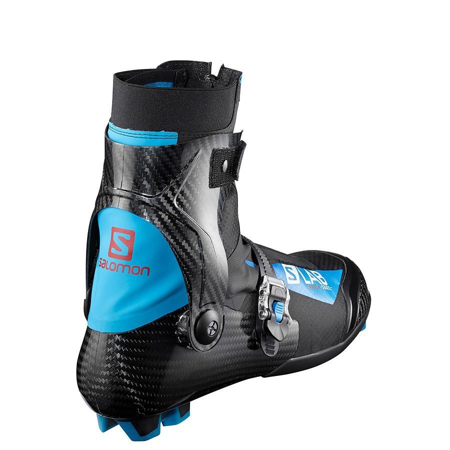サロモン SALOMON クロスカントリースキー ブーツ プロリンク S/LAB カーボンスケート 399314 2019-2020モデル|xc-ski|02