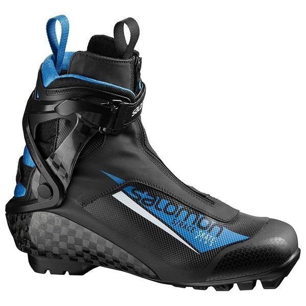 サロモン SALOMON クロスカントリースキー ブーツ SNS S/レーススケートプラス パイロット 405541 2018-2019モデル
