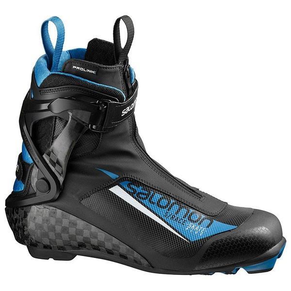 サロモン SALOMON クロスカントリースキー ブーツ プロリンク S/レーススケートプラス 405542 2018-2019モデル