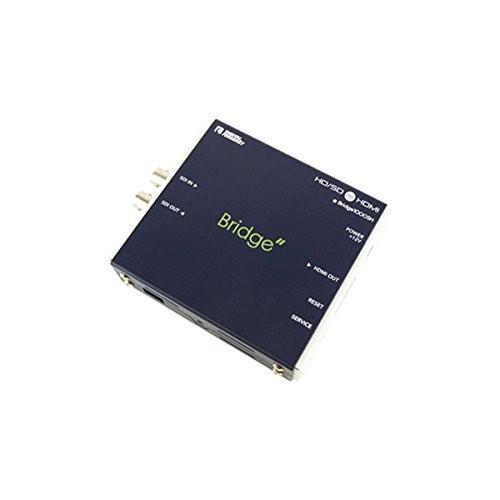 エーディテクノ マルチフォーマット対応SDI→HDMIコンバーター 1000SH