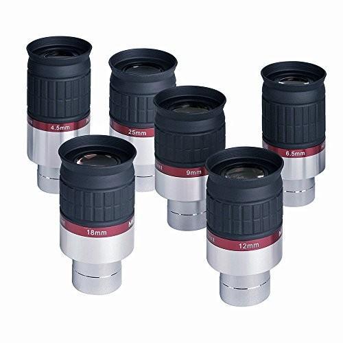 国内正規品 MEADE 天体望遠鏡アクセサリ シリーズ5000 HD-60アイピースセット 31.7mm径 アメリカンサイズ 601037