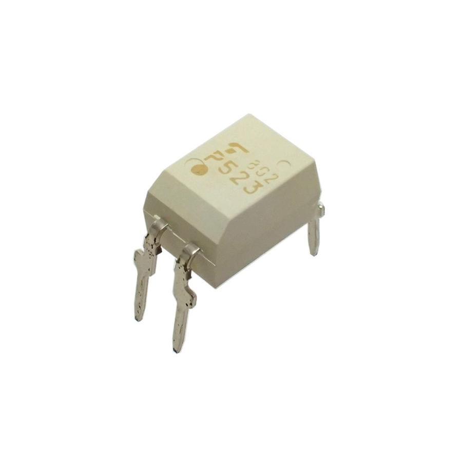 TOSHIBA(東芝) 赤外 LED+フォトダーリントントランジスタ フォトカプラ TLP523(F) (10個セット) xcellentjo 02