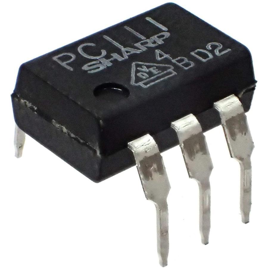 シャープ(SHARP) PC111 Long Creepage Distance Type フォトカプラ PC111 (10個セット)|xcellentjo|04