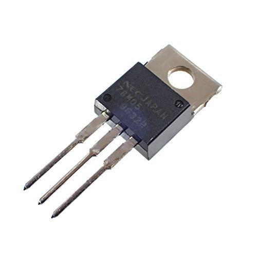 NEC 汎用品 三端子 レギュレータ 5V 500mA UPC78M05H (5個セット) xcellentjo