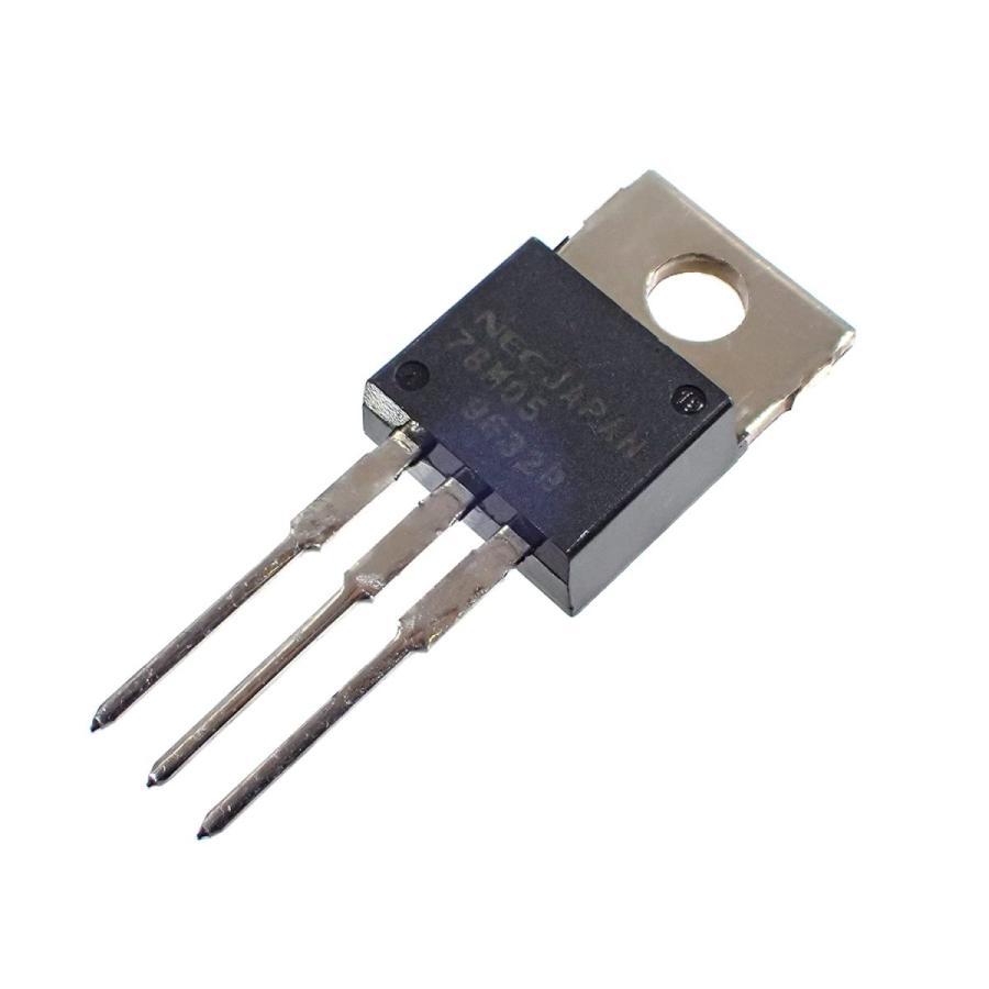 NEC 汎用品 三端子 レギュレータ 5V 500mA UPC78M05H (5個セット) xcellentjo 04