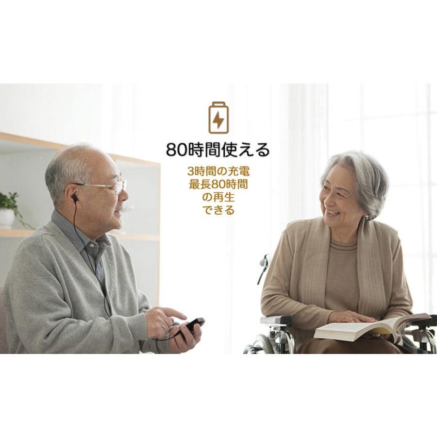 集音器【国内正規品】簡単操作に特化 充電式 両耳兼用 デジタル信号処理 ノイズを減らす 中度から高度難聴者向け 日本語取扱説明書付き 両親 高齢者用 モデル801 xdesign 05