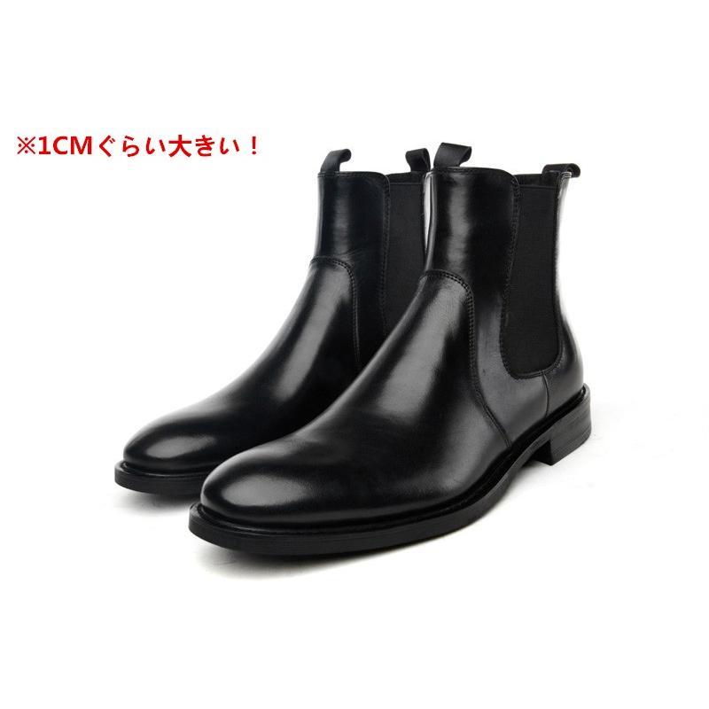 本革ブーツ☆ヨーロピアン