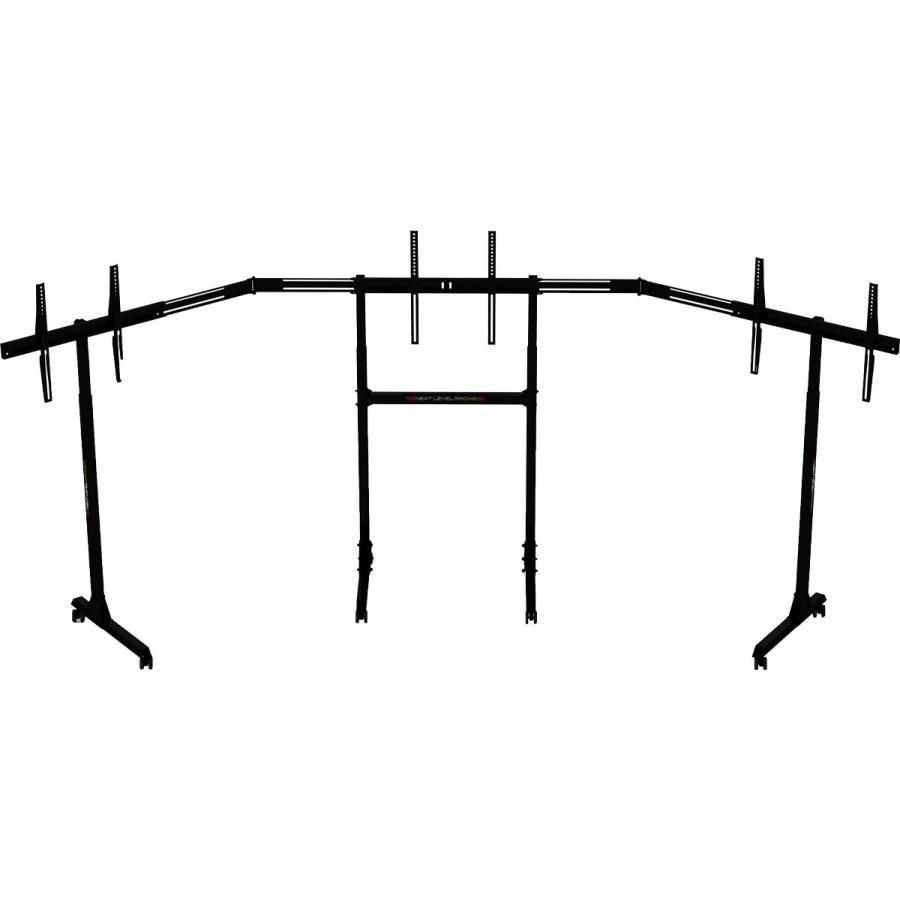 NextLevelRacing Free Standing Triple Monitor【国内正規品】 xyz-one 02