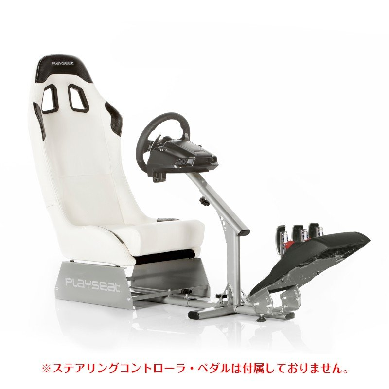 Playseat Evolution White【国内正規品】|xyz-one|04